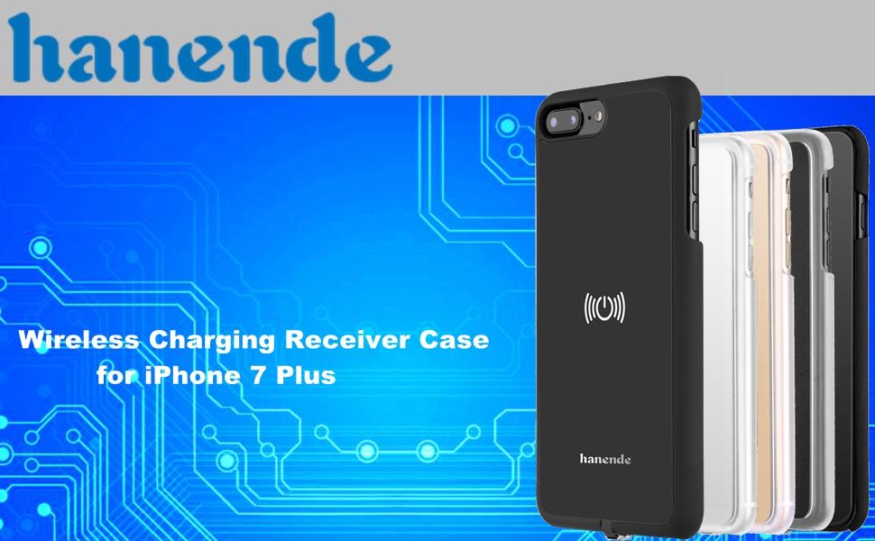 Amazon.com: Wireless Receiver Case for iPhone 7 Plus ...