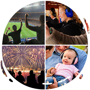 Fireworks Events Games Ear Protection