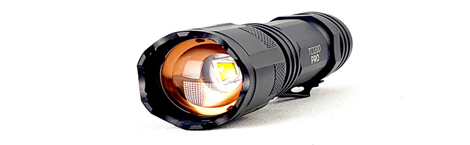 LUMEN FLASHLIGHT TACTICAL FLASHLIGHT CREE BRIGHT LIGHT 5 MODES OF LIGHT OUTDOOR LIGHT HIKING