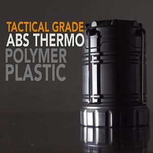 1TAC Ultra Power Pro Lantern COB LED 500 Lumen Light Ultra Light Tactical Grade