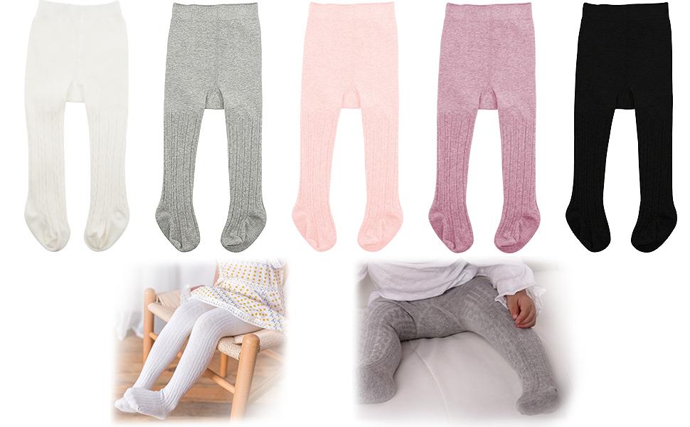 zando tights soft, safe for your little girl skin.