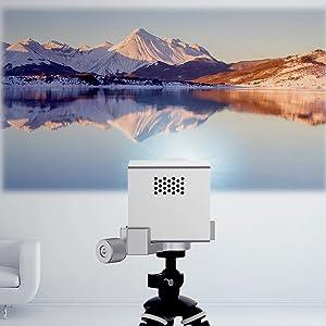 Cinema Quality Home Theatre Pico Mini Projector Display