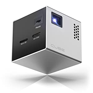 RIF6 Projector Connects Via USB or Micro SD