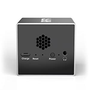 RIF6 Portable Projector Charge Via USB with 90 Minute Battery