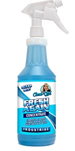 Amazon com: Chem-Girl | Fresh Again Odor Remover