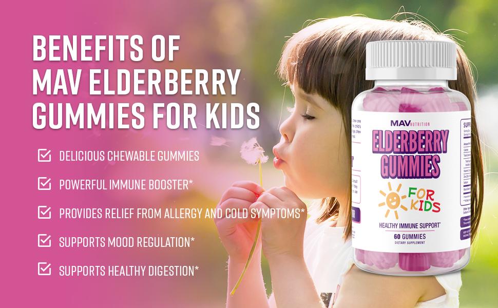 elderberry immune booster