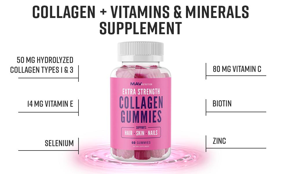 vitamin c vitamin e hydrolyzed collagen