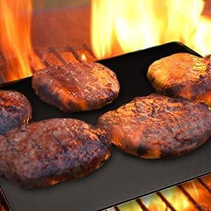 matt for bbq grill