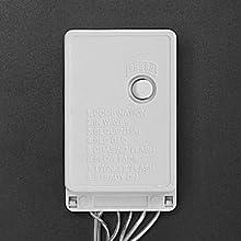 string lights plug in for bedroom