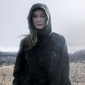 dwr raincoat waterproof water resistant repellent lightweight womens jacket coat outerwear