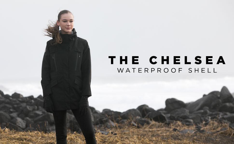 raincoat shell jacket waterproof water repellent resistant outerwear coat jacket rain lightweight