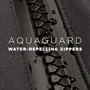 aqua guard ykk water-repellent waterproof raincoat shell outerwear jacket coat