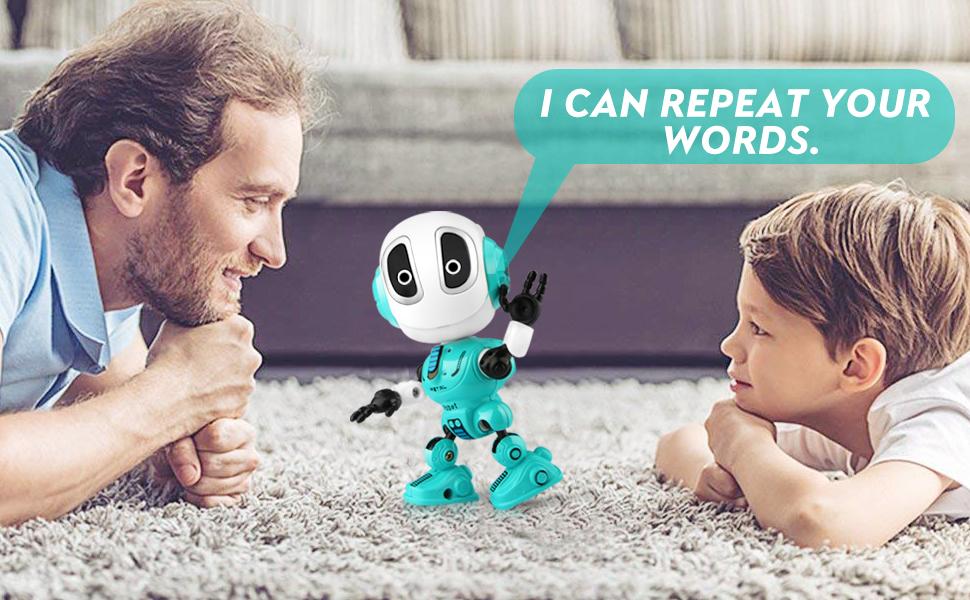 Mini Talking Smart Interactive Educational Toys for 2 3 4 ...
