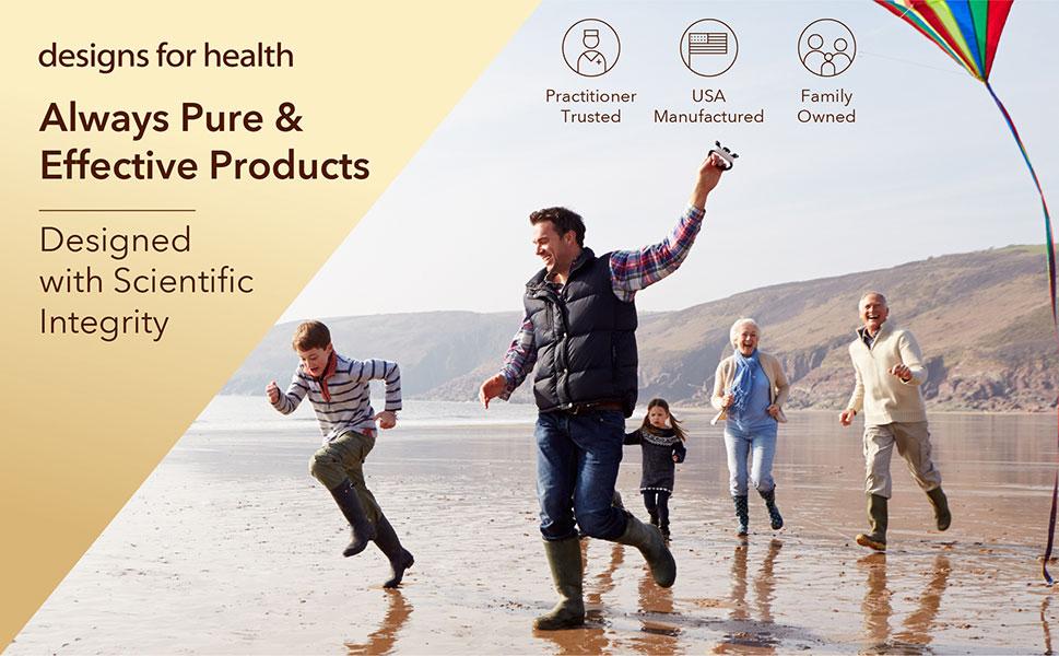 Amazon Com Designs For Health Purepaleo Protein Powder