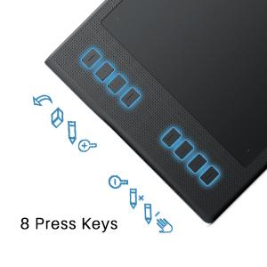 8 Express keys