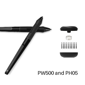 Battery free pen