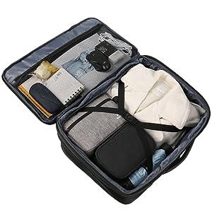 Large capacity luggage backpack