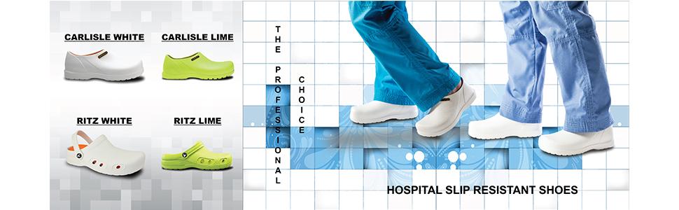Hospital Clogs