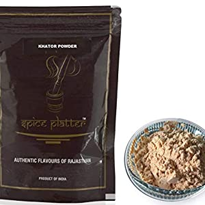 Amchur, Spice Platter