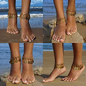 barefoot sandals are especially popular at beach weddings and other occasions