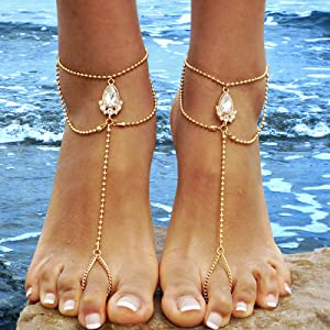 Barefoot Sandals Features