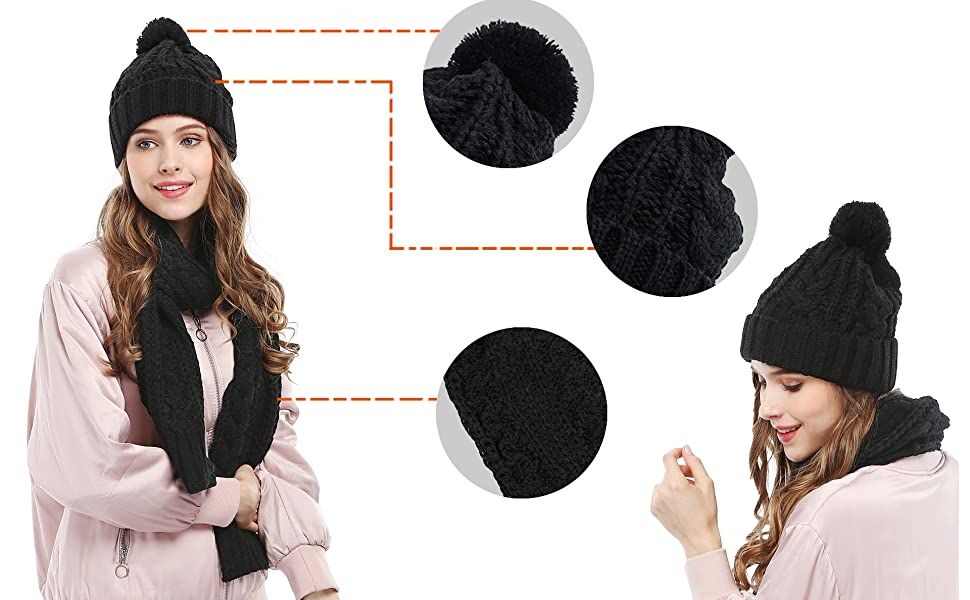 267ed912445 the pom-pom is a great styling piece and segues easily into most wardrobes.