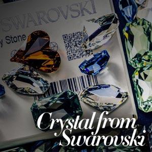 Made with Swarovski Crystals