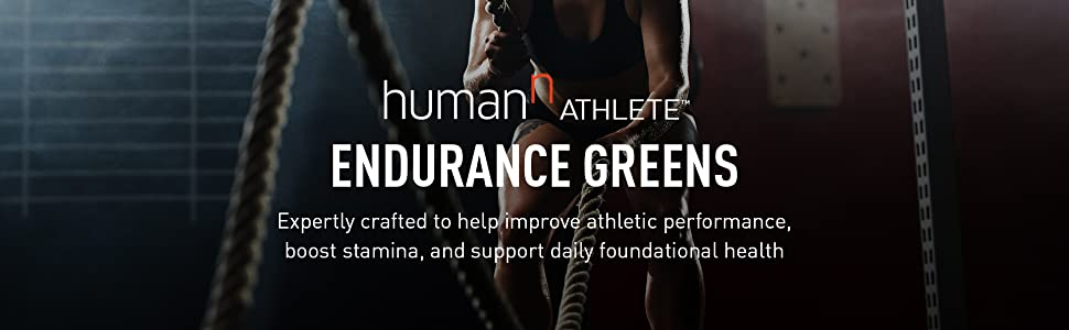 Amazon.com: HumanN Athlete Endurance Greens Superfood with ...