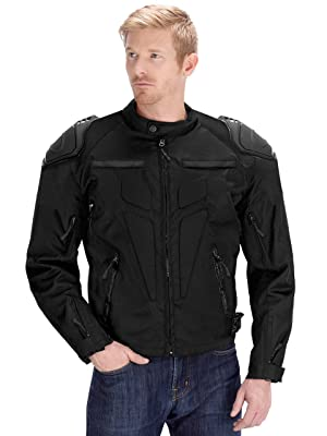 Amazon Com Viking Cycle Asger Motorcycle Jacket For Men Clothing