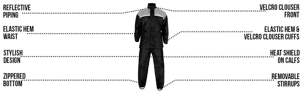 VC Rain Suit