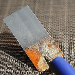 rusty tools, rusted tool