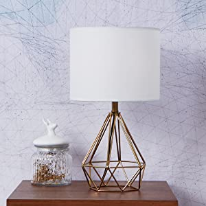A Special Table Lamp May Help You Decorate You Home And Make It More  Fashionable. This Table Lamp Is A New Design, It Has Hollow Base That Seem  Like An Art.