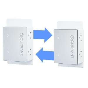 Connect two smart outlets to communicate over Bluetooth mesh network.