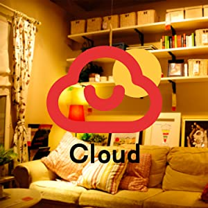 10800P home wifi camera ip camera indoor cloud works with alexa security camera system wireless