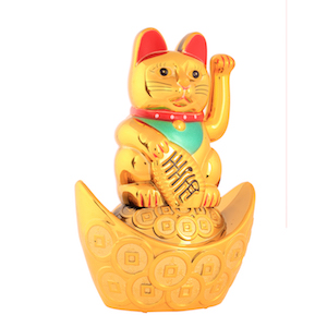 Waving Hand Cat Decor and Gifts