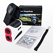 golf rangefinder with slope range finder for golf golfing golfers laser range finders for sale