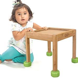 Amazon.com: Little Balance Box Baby Walker, Bambú: Baby