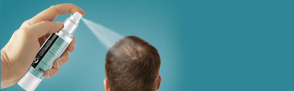 hair loss treatment, thinning hair treatment, more hair naturally
