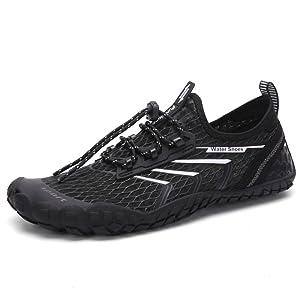 minimalist shoes-black