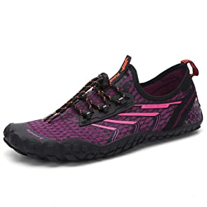 minimalist shoes-purple