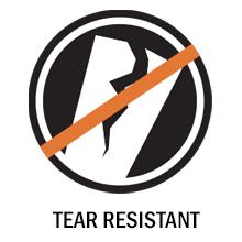 tear resistant