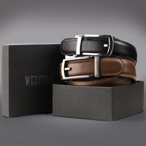 men 2 pack dress belt