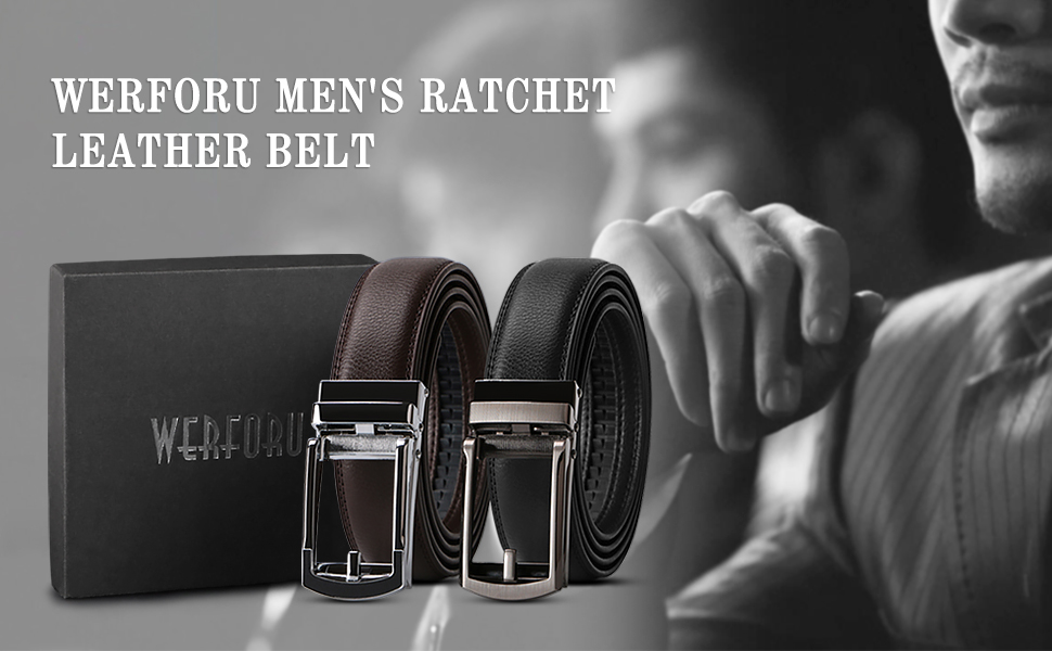 men ratchet belt