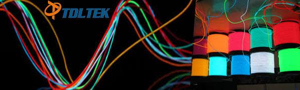 Amazon.com: 4 Pack - TDLTEK Neon Glowing Strobing ...