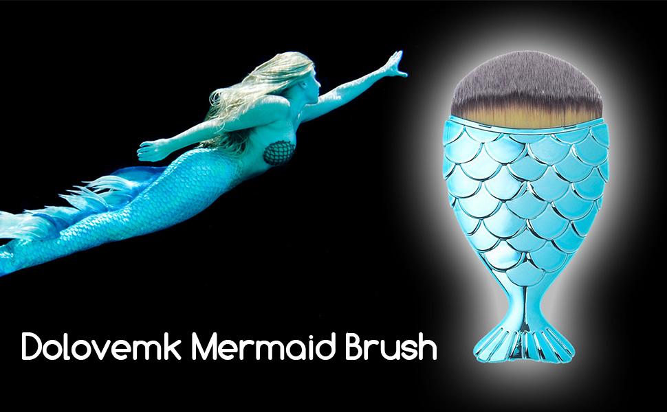 chubby mermaid contour brush