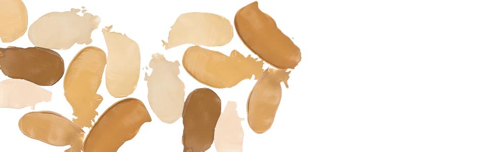 bb cream, 8 shades