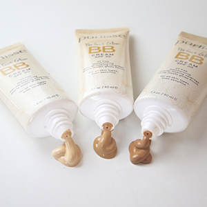 3 new shades of purlisse bb cream