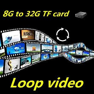 Loop Video Function(8G-32g)