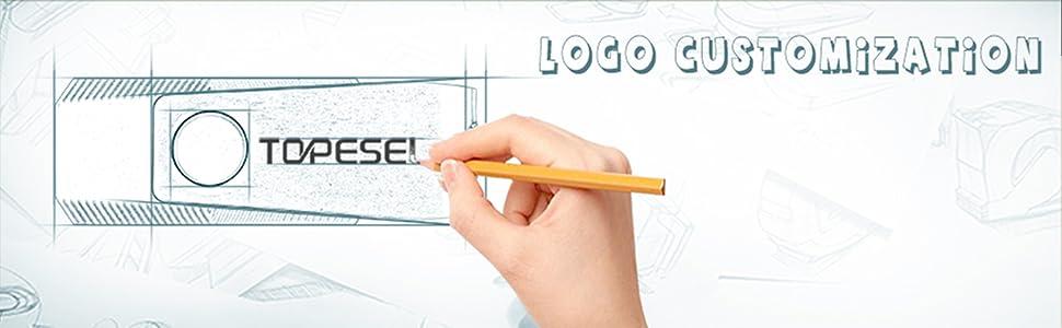Logo customization
