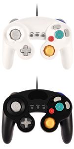 gamecube controller 2 pack